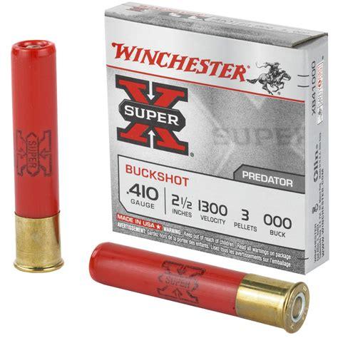 000 Buckshot Ammo