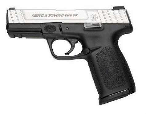 022188149326 - Smith And Wesson SD9VE Stainless Black