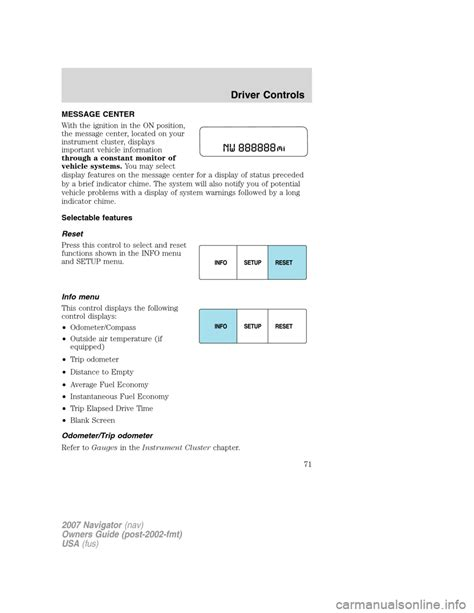 03 lincoln navigator specs pdf manual