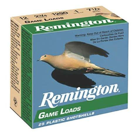 047700040004 - Remington Lead Game Loads 16 Gauge 2 3 4