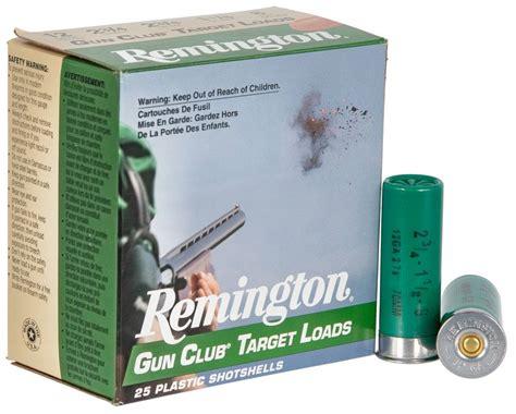 047700301617 Remington Gun Club Target Loads 12 Gauge