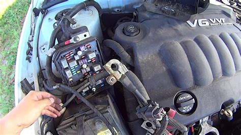 06 Impala Battery Replacement