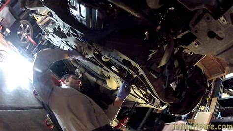 08 Infiniti G35 Steering Rack Replacement Diy