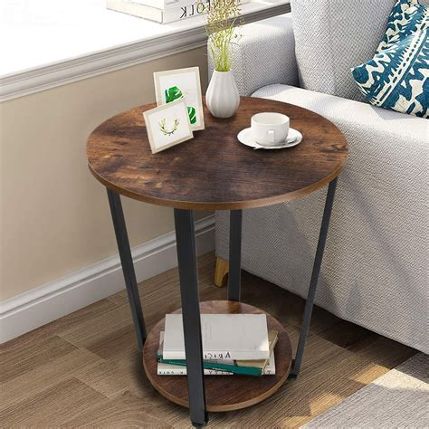 1 2 Round Side Table