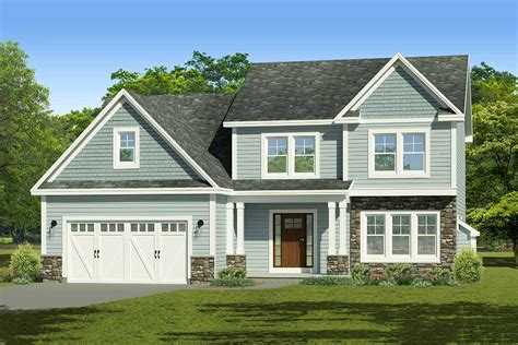 1 5 Story House Plans With Bonus Room Over Garage