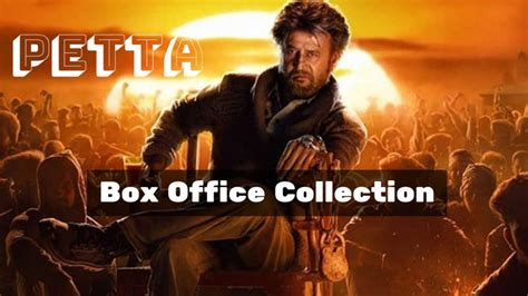 1 Day Box Office Collection Petta