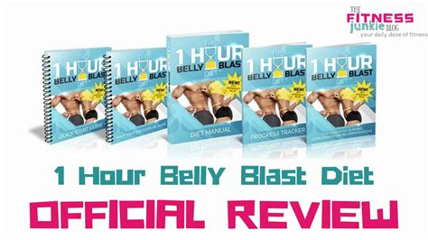 [pdf] 1 Hour Belly Blast Diet Opinion You Are.