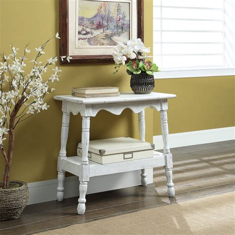 1 Leg Side Table