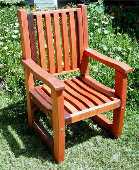 1 Redwood Dining Chair