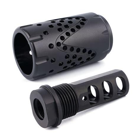 1 2 X 28 Muzzle Brake Non Flash Hiding