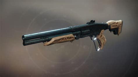 1 4 Shotgun Or Smg For Pve