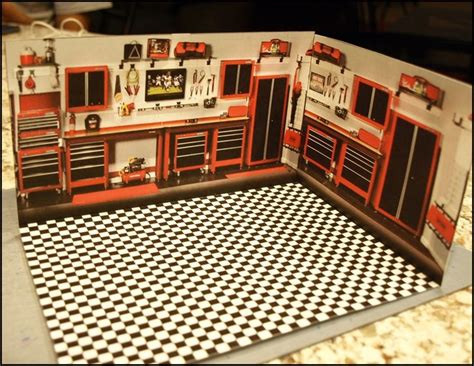 1 64 Scale Garage Diorama Make Your Own Beautiful  HD Wallpapers, Images Over 1000+ [ralydesign.ml]