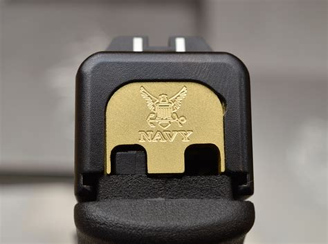 1 Glock Backplate And 1911 Style Frame For Glock