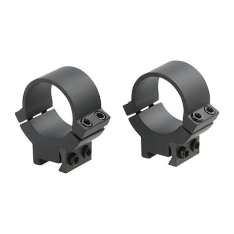 1 High Matte 7 3 Dovetail Scope Rings Brownells Se