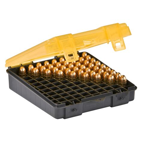 1 Plano 50 Count Handgun Ammo Case And 100 Rounds Of 22 Lr Ammo By Cci 40gr Cprn