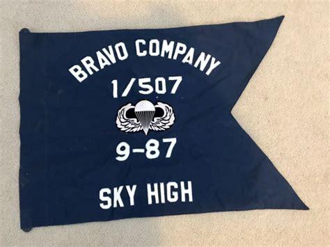 Bravo-Company 1-507 Bravo Company.
