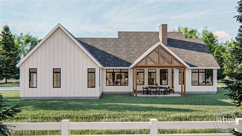 1-Story-Modern-Farmhouse-Plans