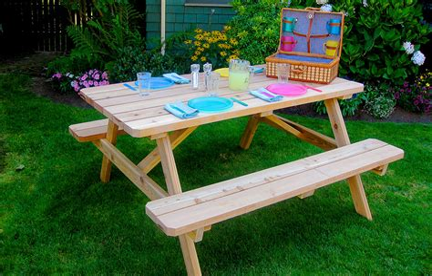 1-X-6-Picnic-Table-Plans