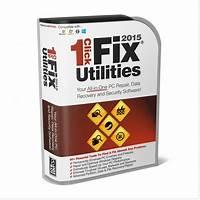 1 click fix utilities: fix any computer problem programs