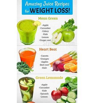1 Week Juice Diet