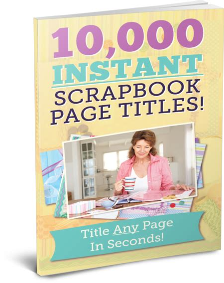 [click]10 000 Scrapbook Quotes And Page Titles  Perfect .