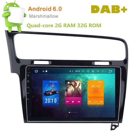 10 Android 6 0 Octa Core 2g Ram Car Raido Gps Player For.