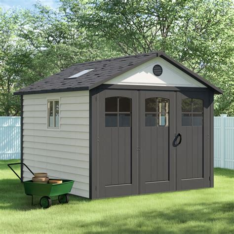 10 Feet X 11 Feet Gable Shed Plans