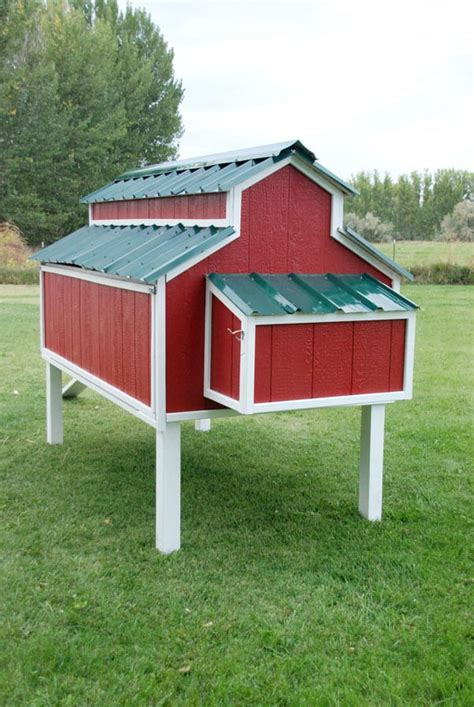 @ 10 Free Chicken Coop Plans For Backyard Chickens  The .