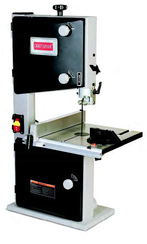 10 Inch Craftsman Benchtop Woodworking Band Saw