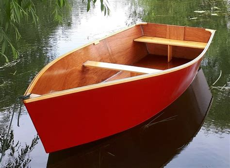 10 Plywood Sailing Dinghy Plans