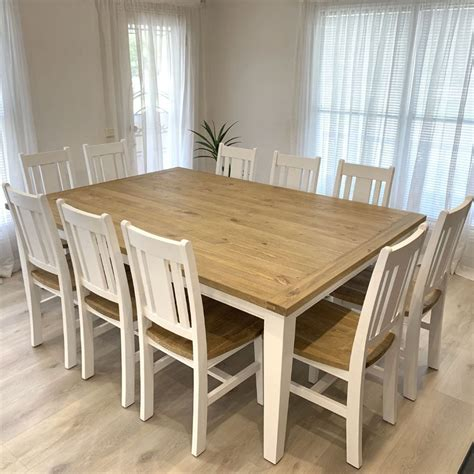 10 Seater Dining Table With Chairs