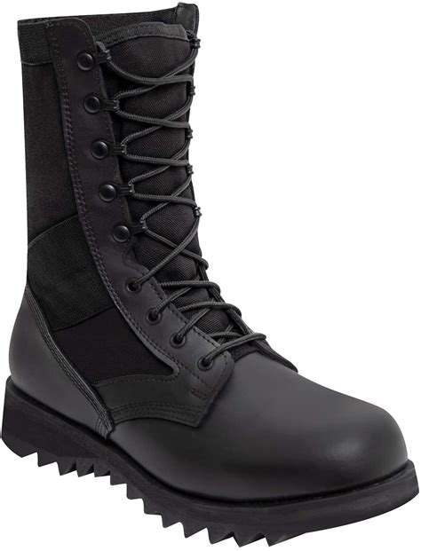 10'' Ripple Sole Jungle Boot