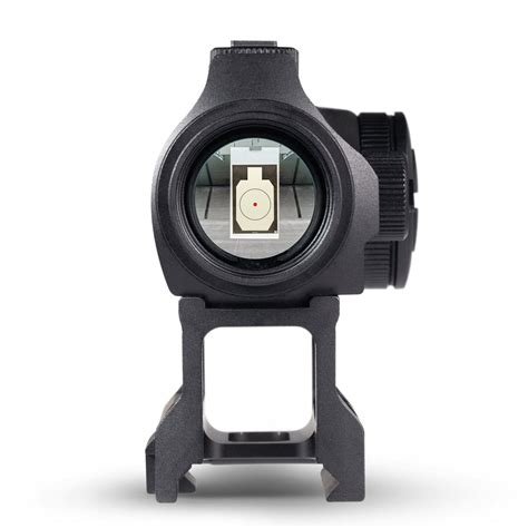 10 22 Co Witness Sight Red Dot