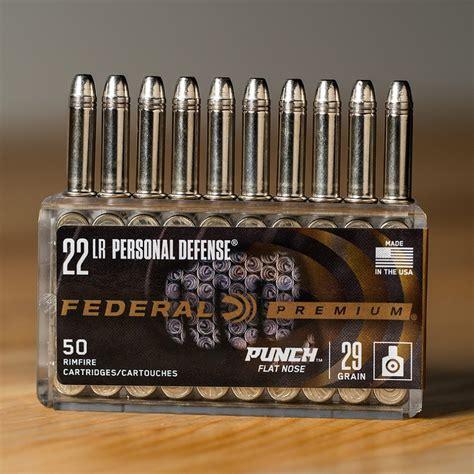 10 22 Defense Ammo