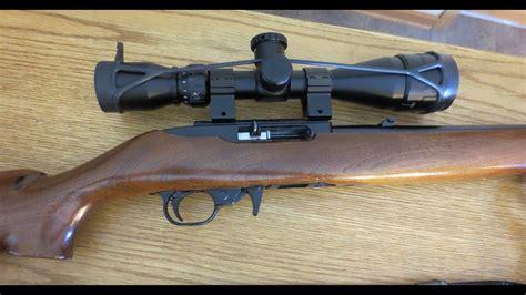 10 22 Liberty Training Rifle