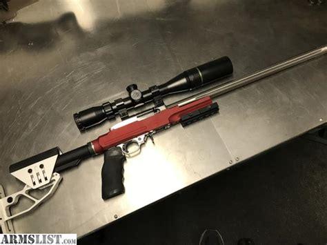 10 22 Race Rifle