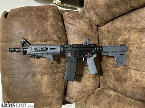 10 5 Ar Pistol With Moe Handguard