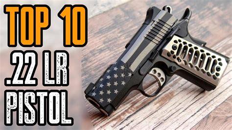 10 Best 22 Handguns