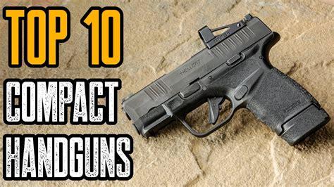 10 Best Ccw Handguns