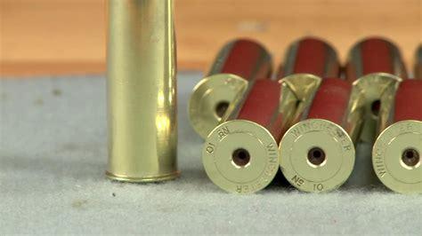 10 Gauge Brass Shotgun Shell