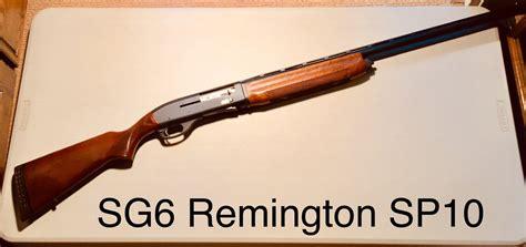 10 Gauge Semi Auto Shotgun