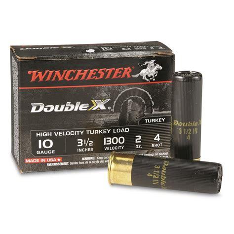 10 Gauge Shotgun Ammo