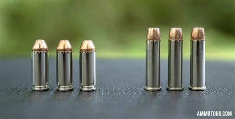 10 Mm Vs 357 Mag Ammo