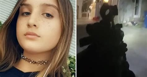 10 Year Old Girl Shoots Cop With Shotgun