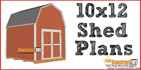 10-12-Shed-Plans-Free