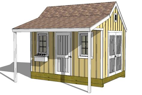 10-By-10-Shed-Plans