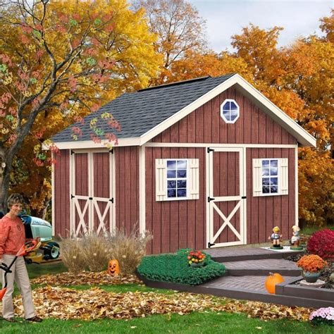 10-By-12-Foot-Gabled-Shed-Diy
