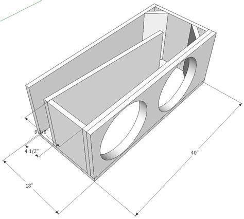 10-Inch-Sub-Woofer-Box-Plans