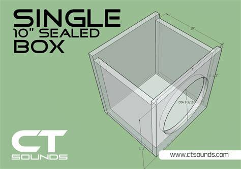 10-Inch-Subwoofer-Box-Plans-Pdf