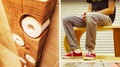 10 amazing projects made from wood Image